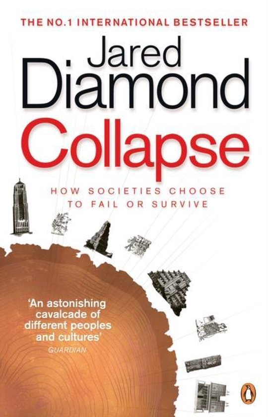 | Collapse | 9780241958681 | Jared Diamond | Boeken