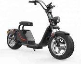 Ecruiser GTS ZWART | Elektrische Scooter
