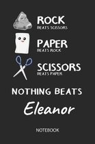 Nothing Beats Eleanor - Notebook