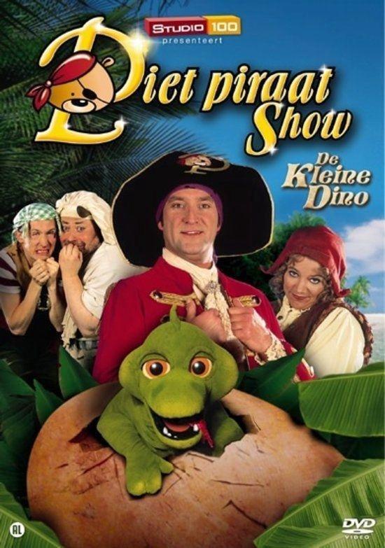 Piet Piraat En De Kleine Dino (Show