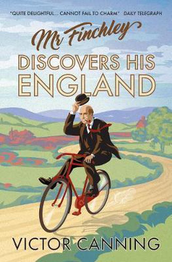 Mr Finchley Discovers His England