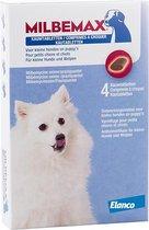 Milbemax Kauwtablet Ontworming - Kleine Hond/Puppy - 4 Tabletten