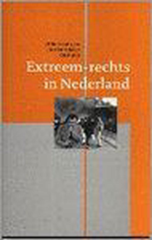 Extreem rechts in Nederland - Holsteyn J. van | Fthsonline.com