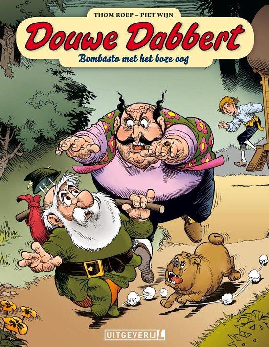 Douwe Dabbert 17 - Bombasto met het boze oog - Piet Wijn pdf epub