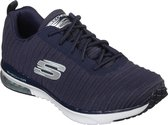 Skechers Skech Air Infinity Dames Sneakers - Navy - Maat 40