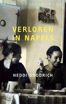 Boek cover Verloren in Napels van Heddi Goodrich (Paperback)