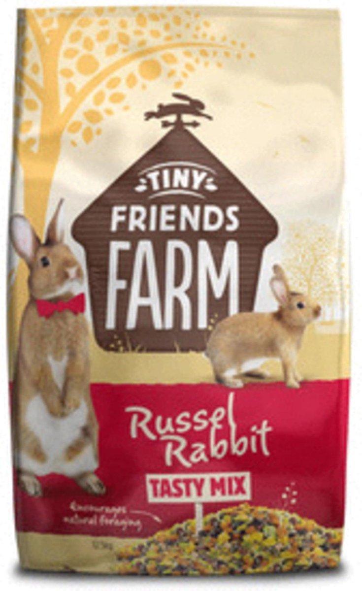 Supreme Russel Rabbit Original Knaagdierensnack - Konijnenvoer - 12,5 kg - Supreme