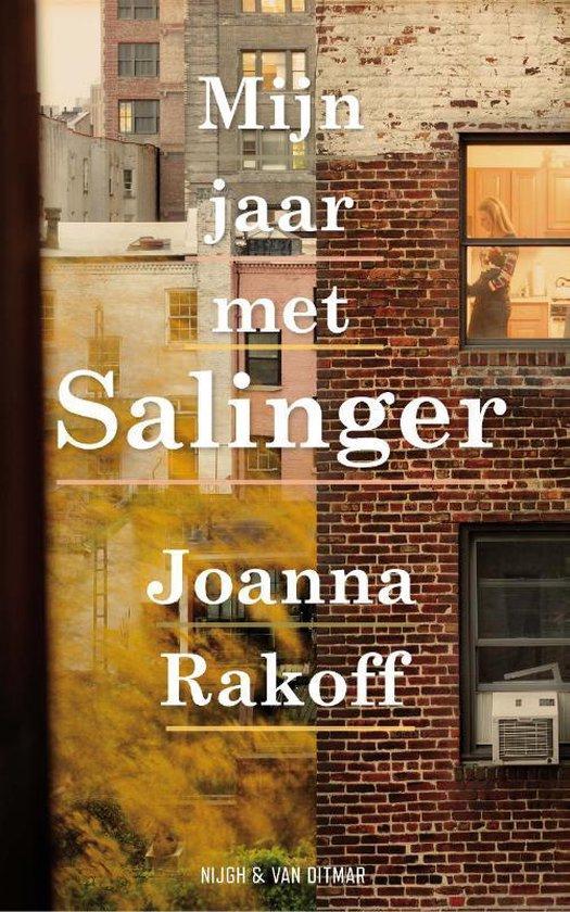 Mijn jaar met Salinger - Joanna Rakoff   Fthsonline.com
