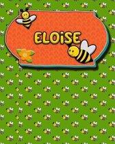 Handwriting Practice 120 Page Honey Bee Book Eloise