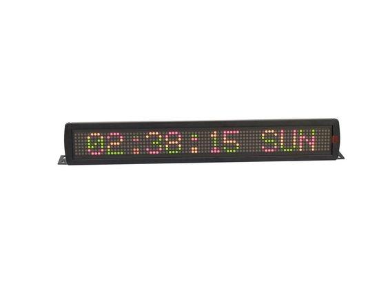 EUROLITE ESN 7x80 5mm LED Lichtkrant rood-groen-geel