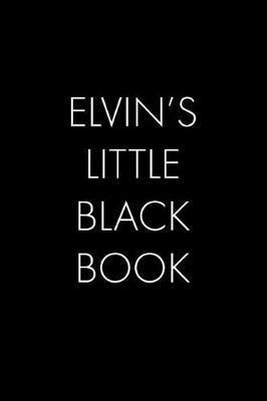 Elvin's Little Black Book