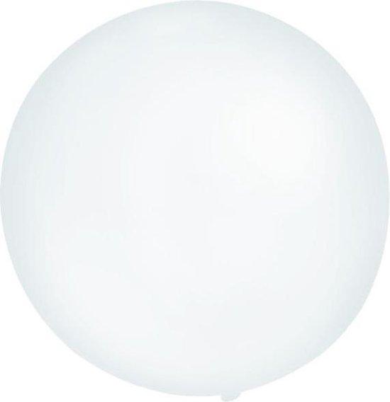 Ballon transparant latex 24 inch = Ø 60 cm