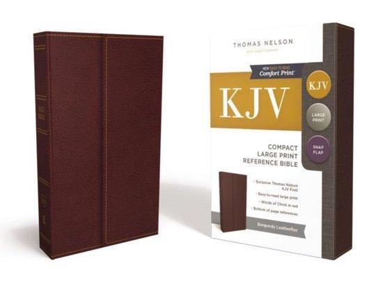 KJV, Reference Bible - Diverse auteurs  