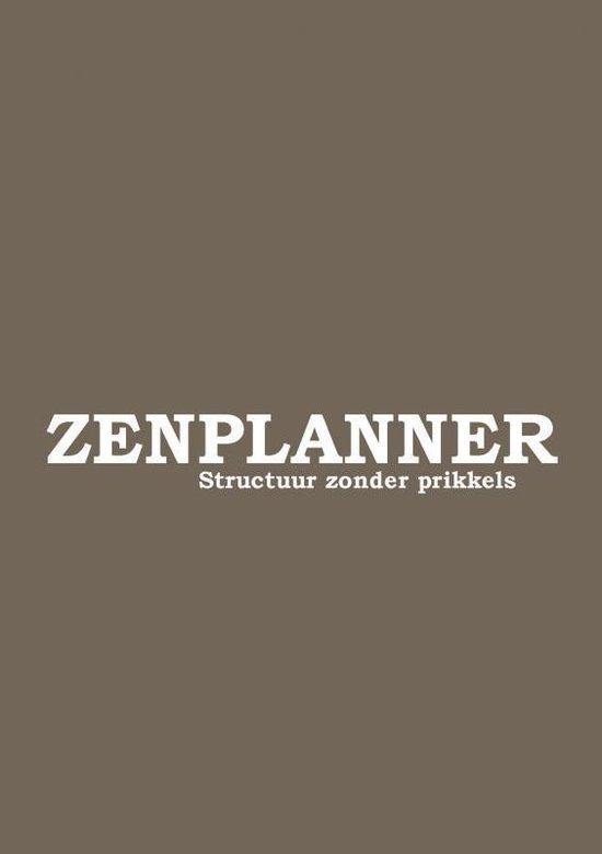 ZEN PLANNER - Lieze Aerts | Fthsonline.com