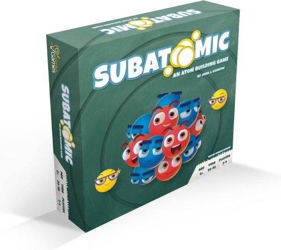 Afbeelding van het spel Subatomic: An Atom Building Board Game