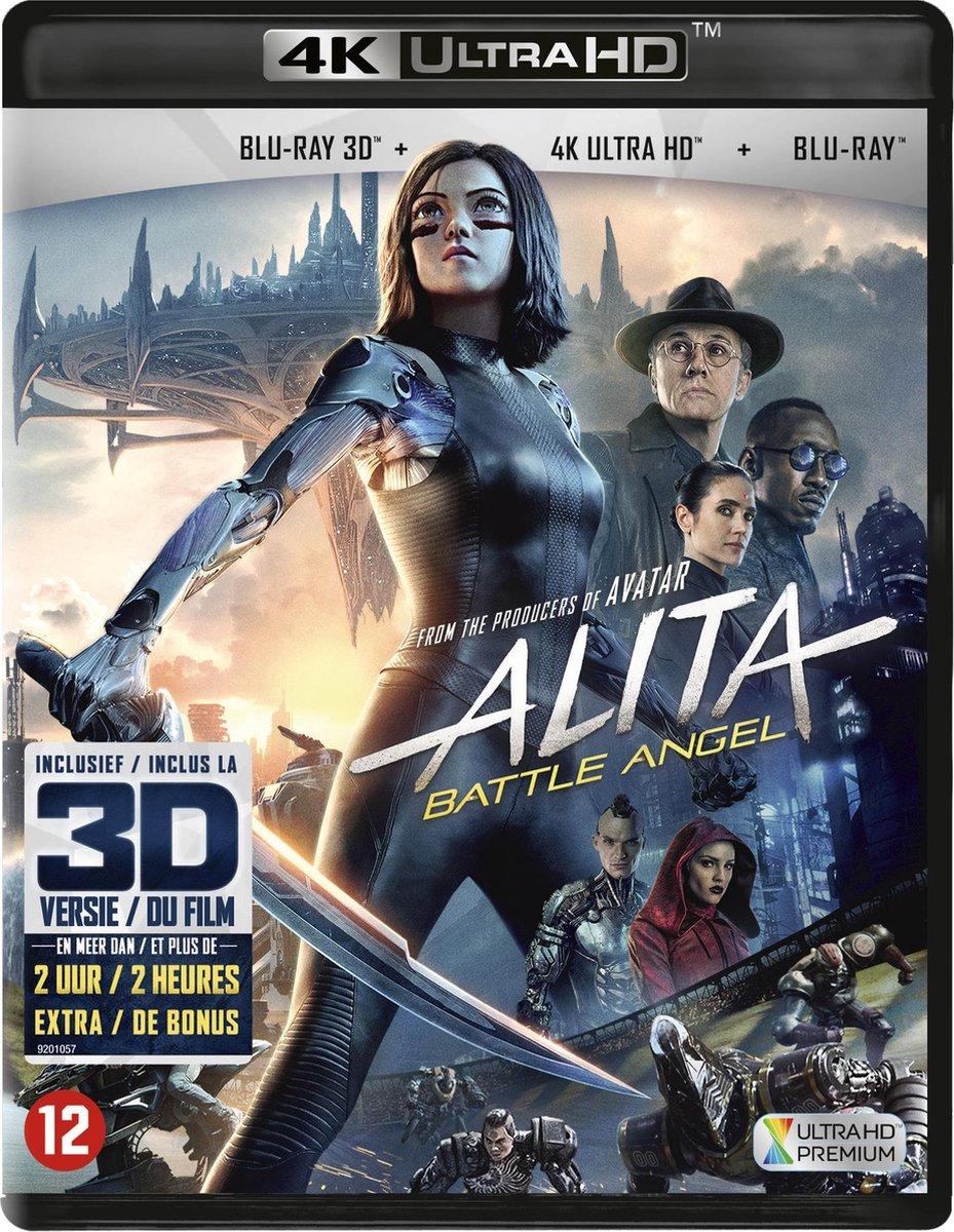 Alita: Battle Angel (4K Ultra HD Blu-ray)-