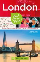 Bruckmann Reiseführer London: Zeit für das Beste