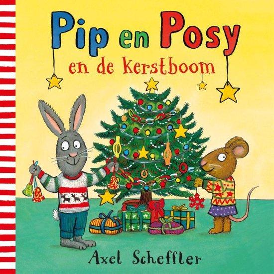 Pip en Posy - Pip en Posy en de kerstboom - Axel Scheffler |