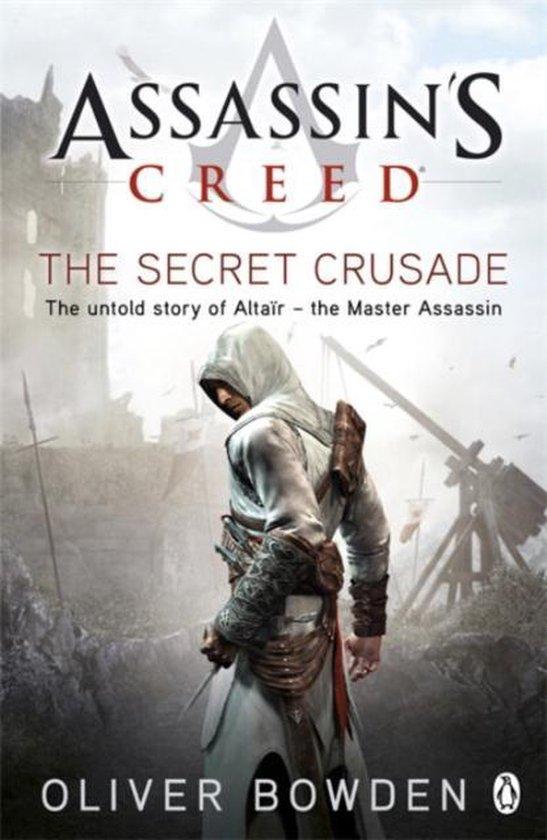 The Secret Crusade - Oliver Bowden