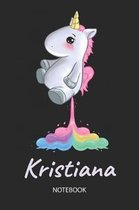 Kristiana - Notebook