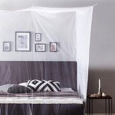Lumaland Klamboe - muskietennet - muggennet - Rechthoekig - 220 x 200 x 210 cm - Polyester - Wit