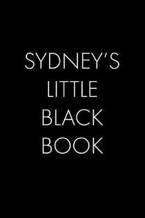 Sydney's Little Black Book