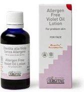 Biologische Allergie Vrije Violet Lotion