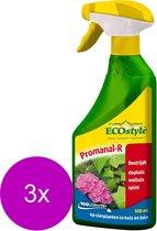 Ecostyle Promanal-R Gebruiksklaar - Gewasbescherming - 3 x 500 ml