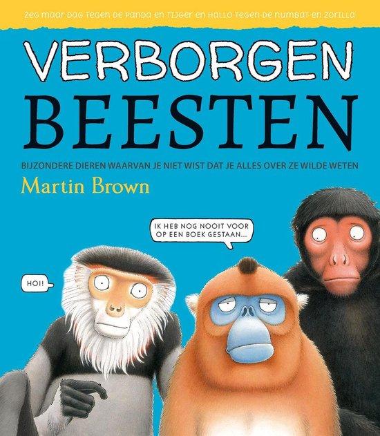 Verborgen beesten 1 - Verborgen beesten - Martin Brown | Readingchampions.org.uk