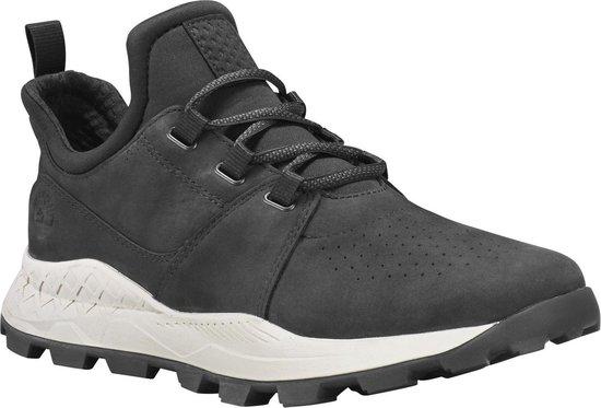 Timberland Brooklyn Lace Heren Sneakers - Zwart - Maat 46