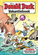 Donald Duck Vakantieboek 2019