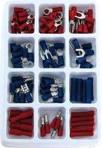 Carpoint Assortiment Kabelschoenen 100 stuks