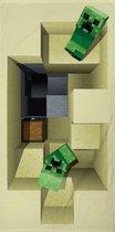 Minecraft Badlaken - 140x70 cm