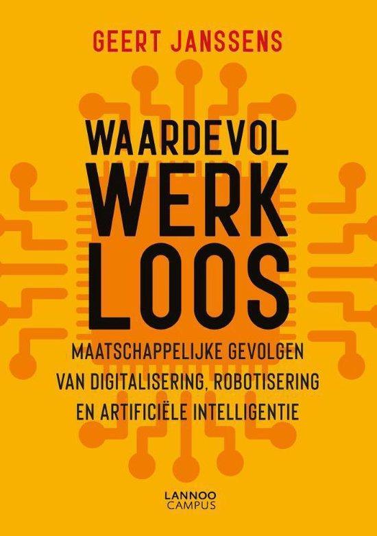Waardevol werkloos - Geert Janssens | Readingchampions.org.uk