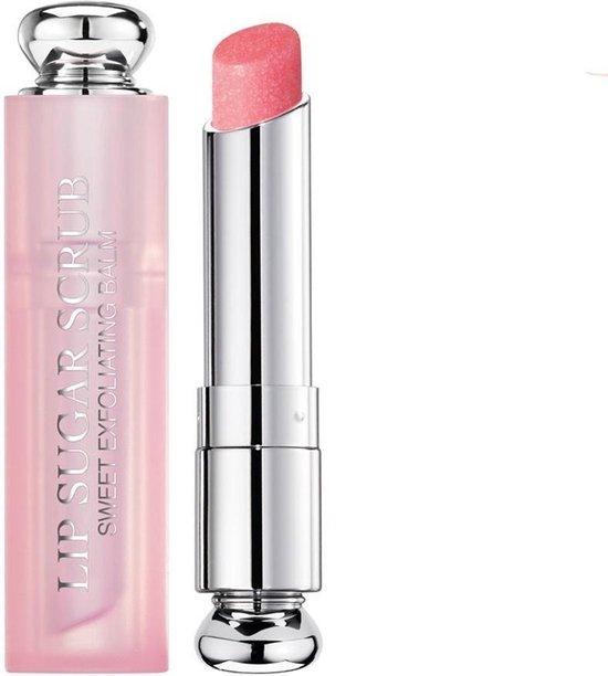 Dior Addict Lip Glow Sugar Lip Scrub - Dior