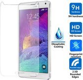 Pack glazen Screen protector Tempered Glass 2.5D 9H (0.3mm) Samsung Galaxy Note 4