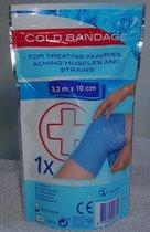 Sport Lavit - Cold Bandage - 3,2m x10cm - Eenmalig - 2 stuks
