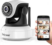 IP-camera met bewegingsdetectie - babyfoon - draad