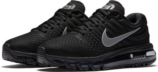 Nike Air Max 2017 Sneakers Dames - zwart | Bestel nu!