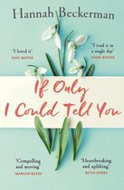 Boek cover If Only I Could Tell You van Hannah Beckerman