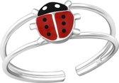 Little Bijoux ring-lieveheersbeestje