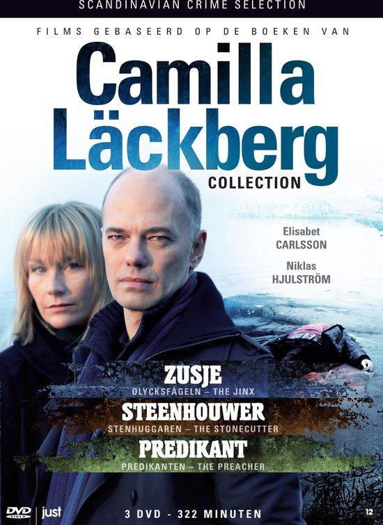 Cover van de film 'Camilla Läckberg Collection'