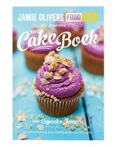 Boekomslag van 'Het cake-boek'
