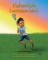 Kaheriio's Lacrosse Stick