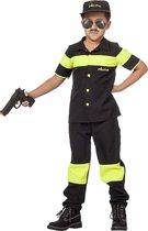 """""""Politie pak voor jongens - Kinderkostuums - 116/128"""""""