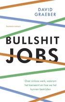 Boek cover Bullshit jobs van David Graeber