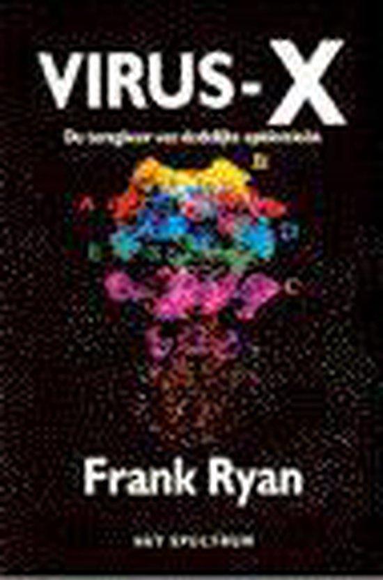 Virus x - Frank Ryan |