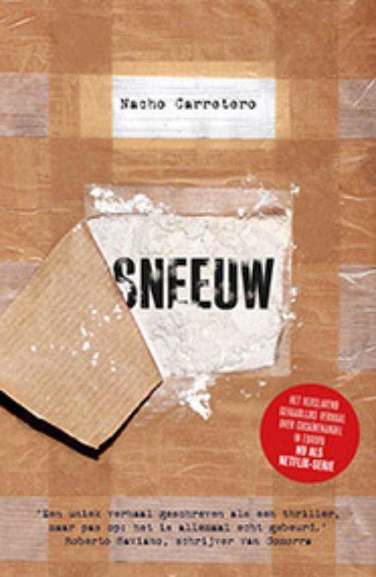 Boek cover Sneeuw van Nacho Carretero (Paperback)