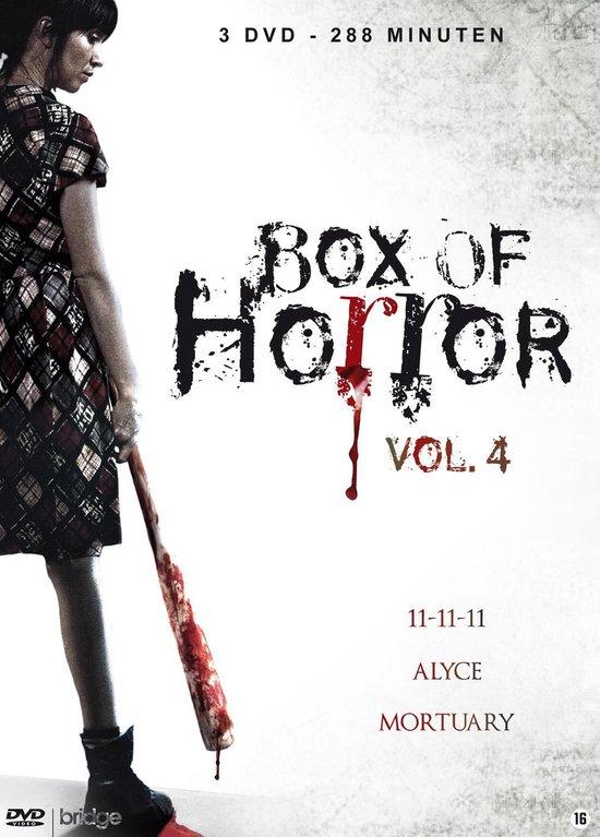Cover van de film 'Box Of Horror 4'