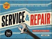 Service & Repair Magneet Nostalgie